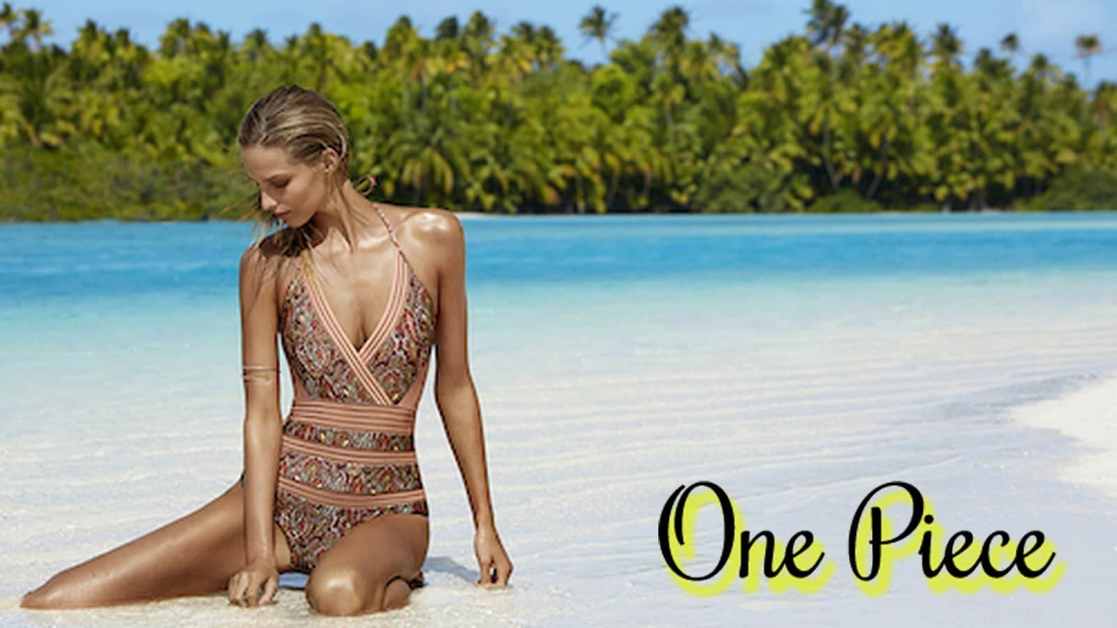 Once PIece Bikinis Beach Bums Miami